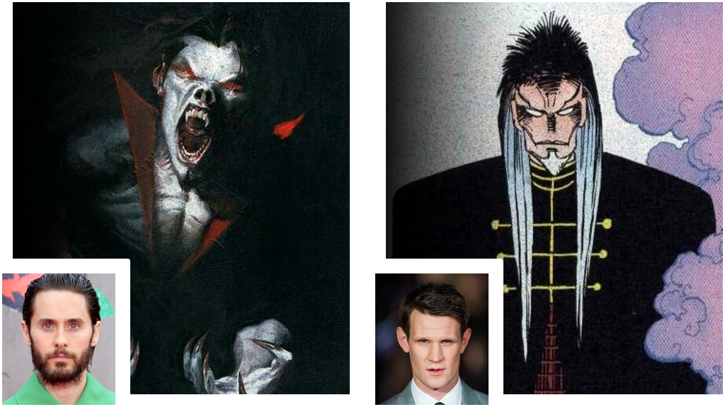 CHARACTERS - MORBIUS 01