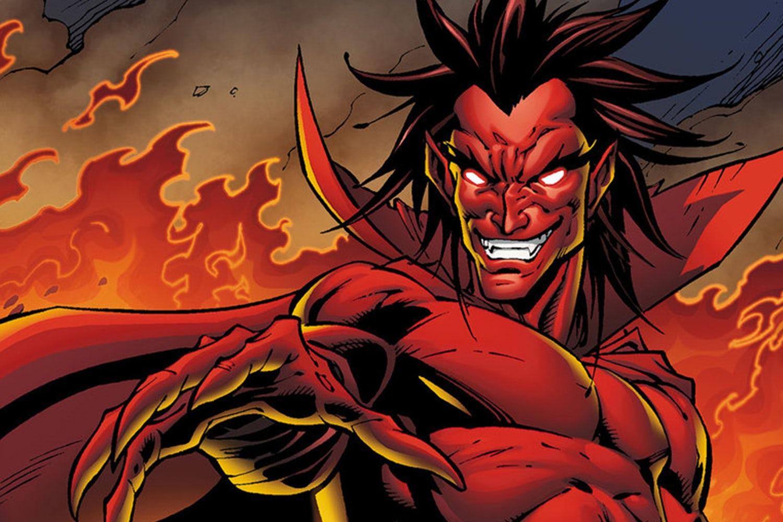 Marvel Studios Multiverse: Who is Mephisto? - Murphy's Multiverse -