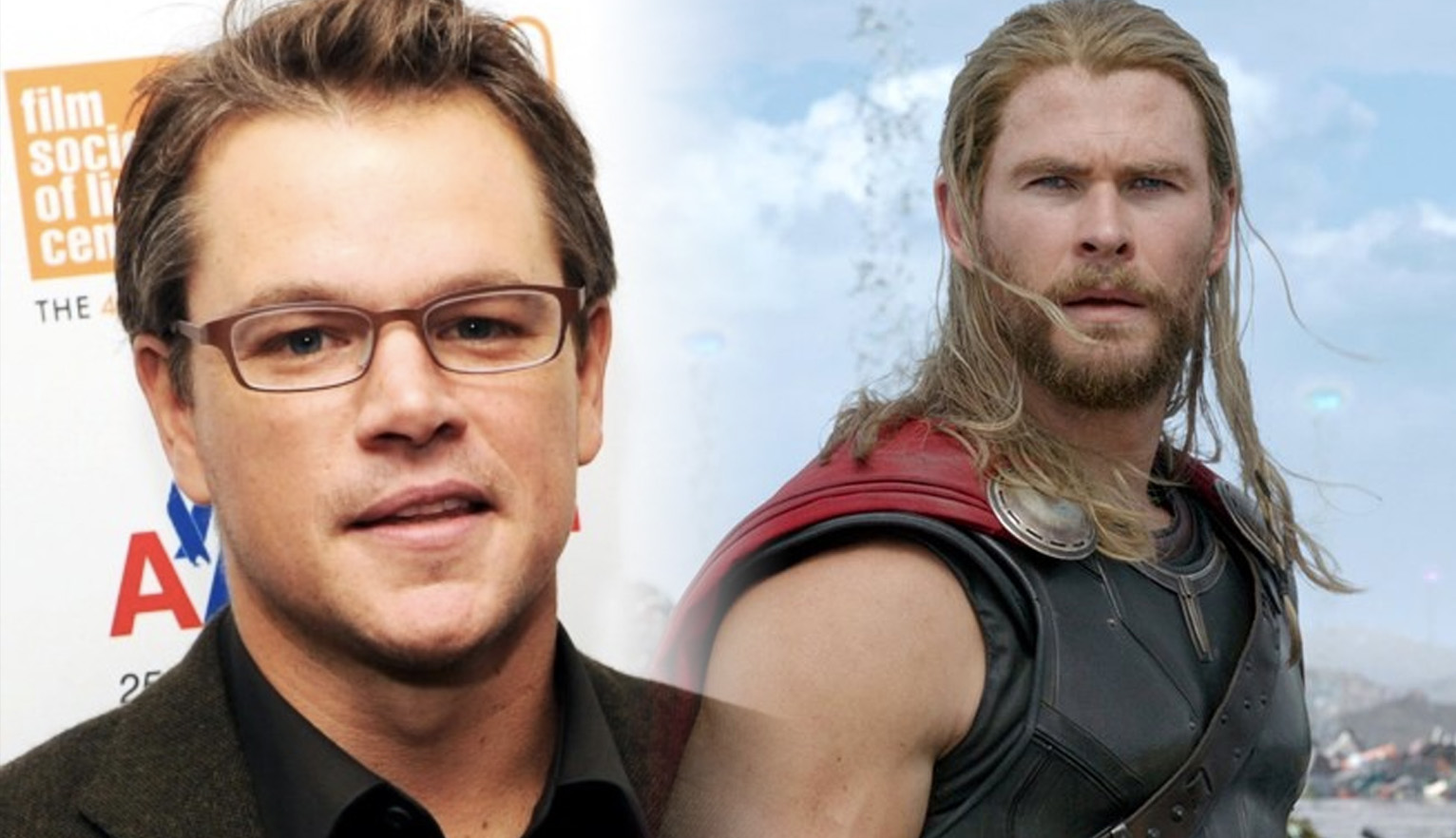 matt damon love and thunder