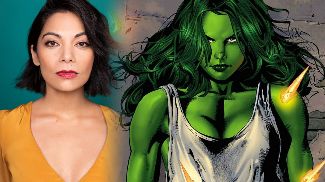 ginger gonzaga she-hulk disney+