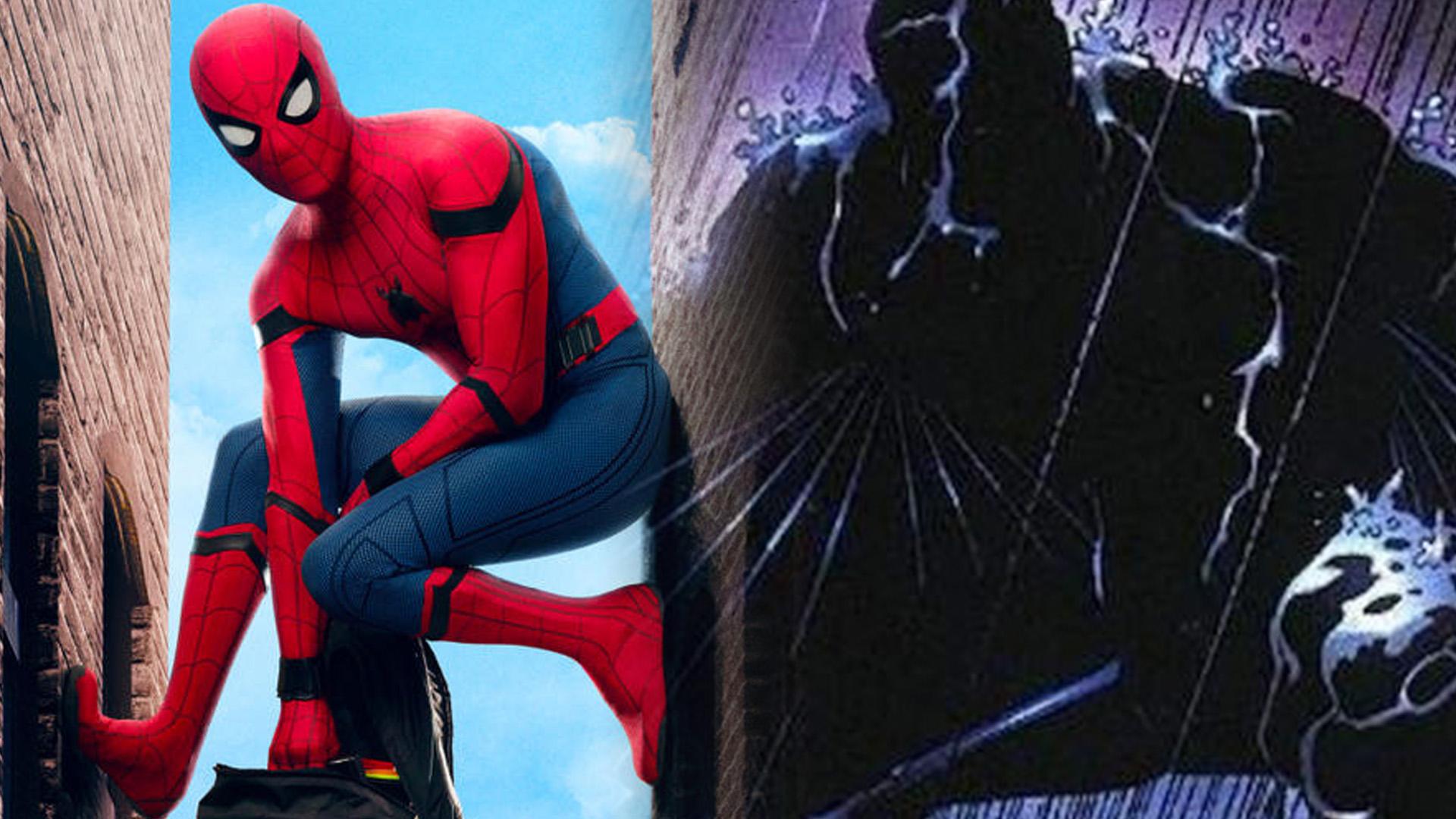 spider-man dusk