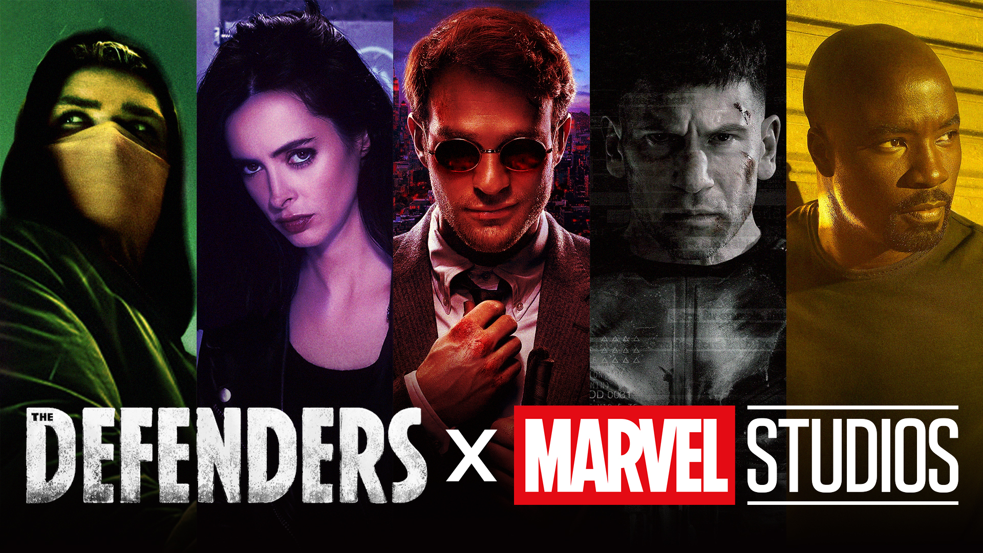 marvel studios defenders