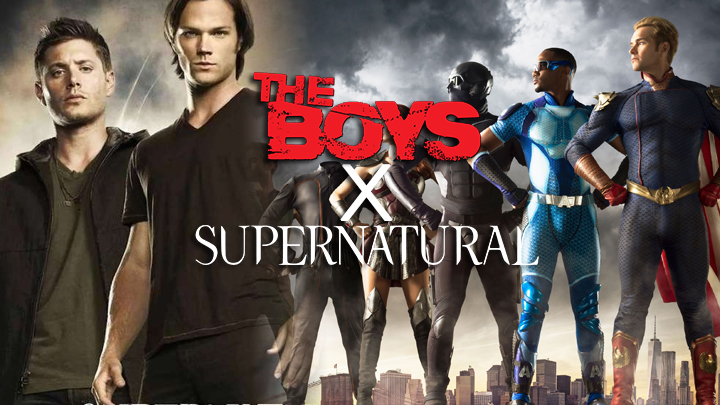 supernatural the boys