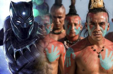 black panther 2 mayan