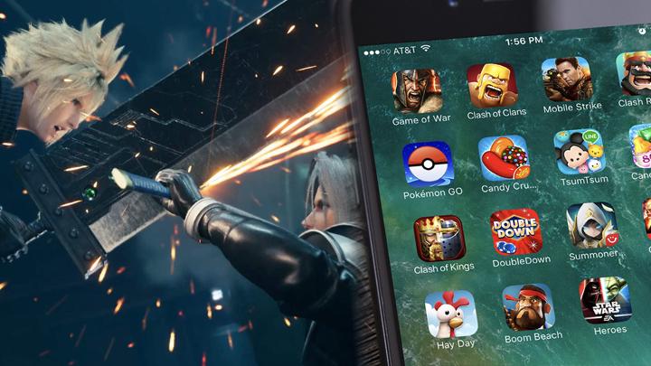 final fantasy 7 mobile