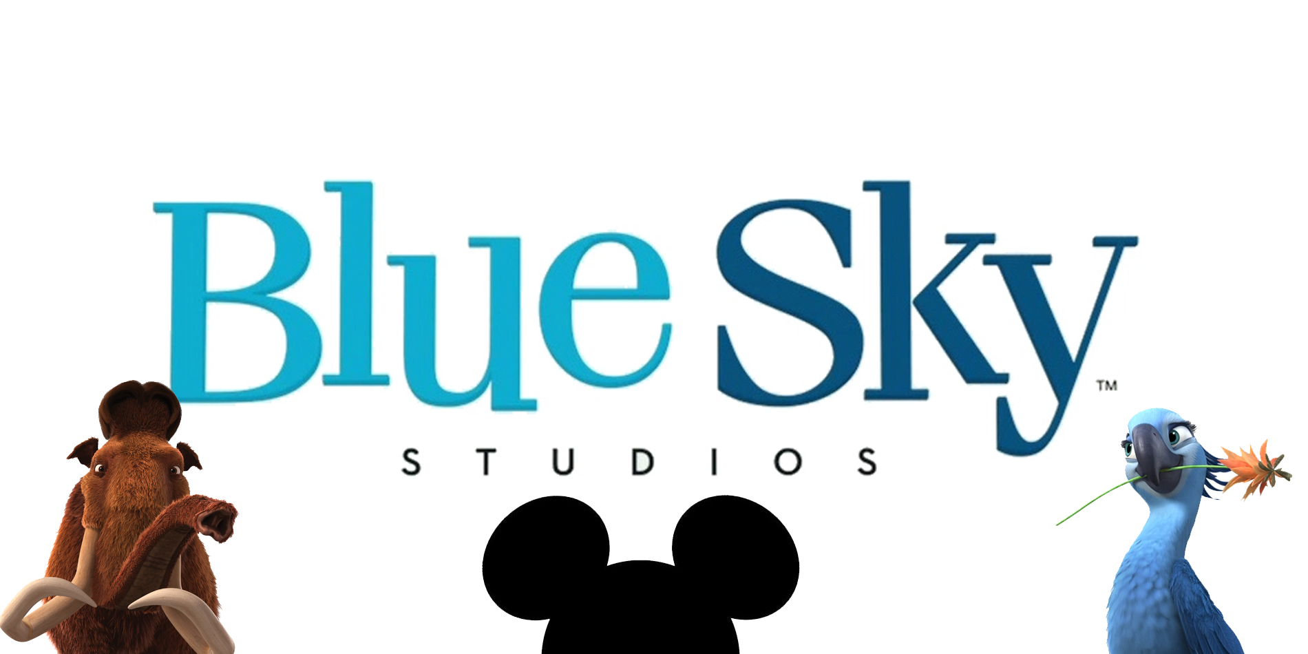 blue sky studio disney