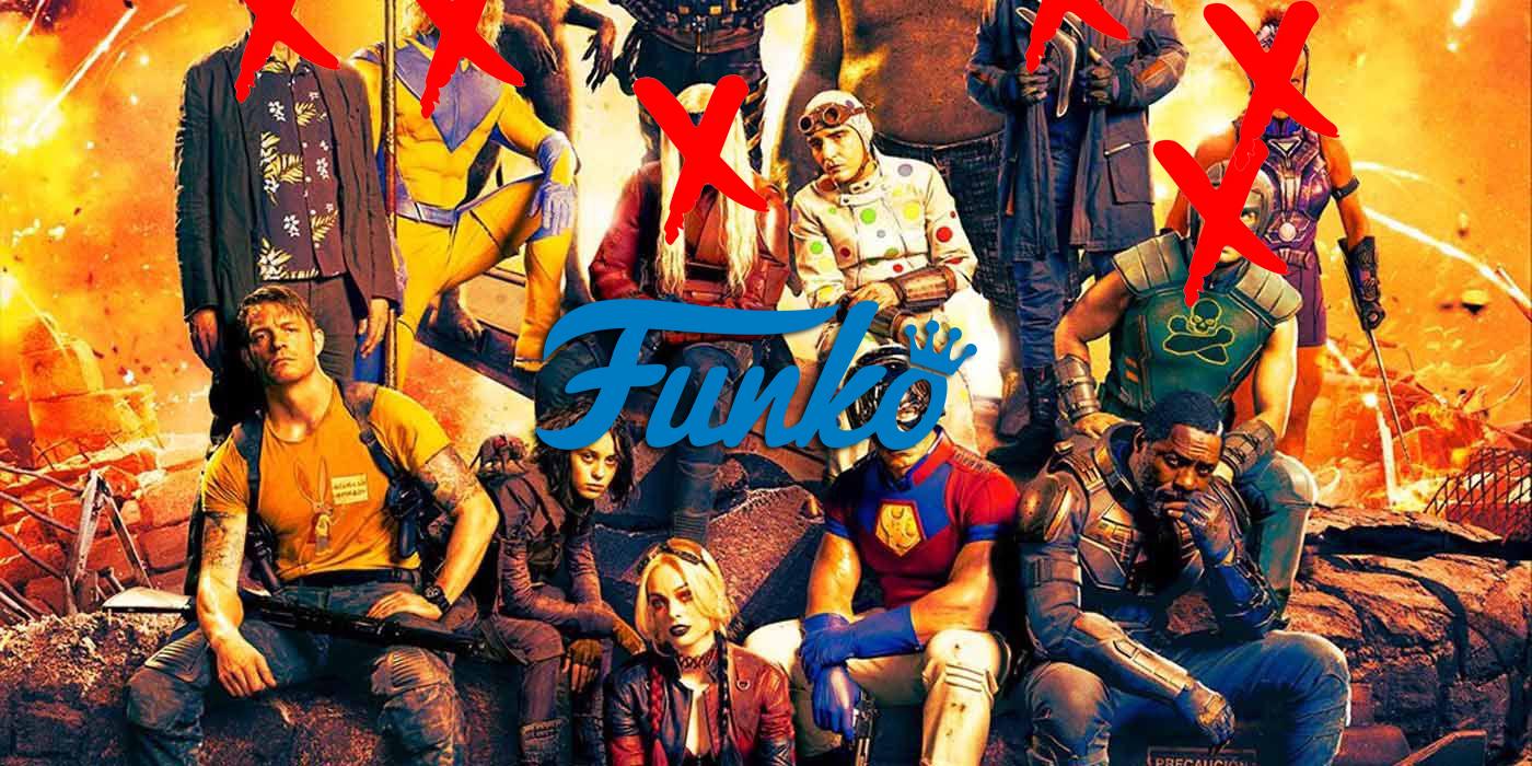 suicide squad funkos