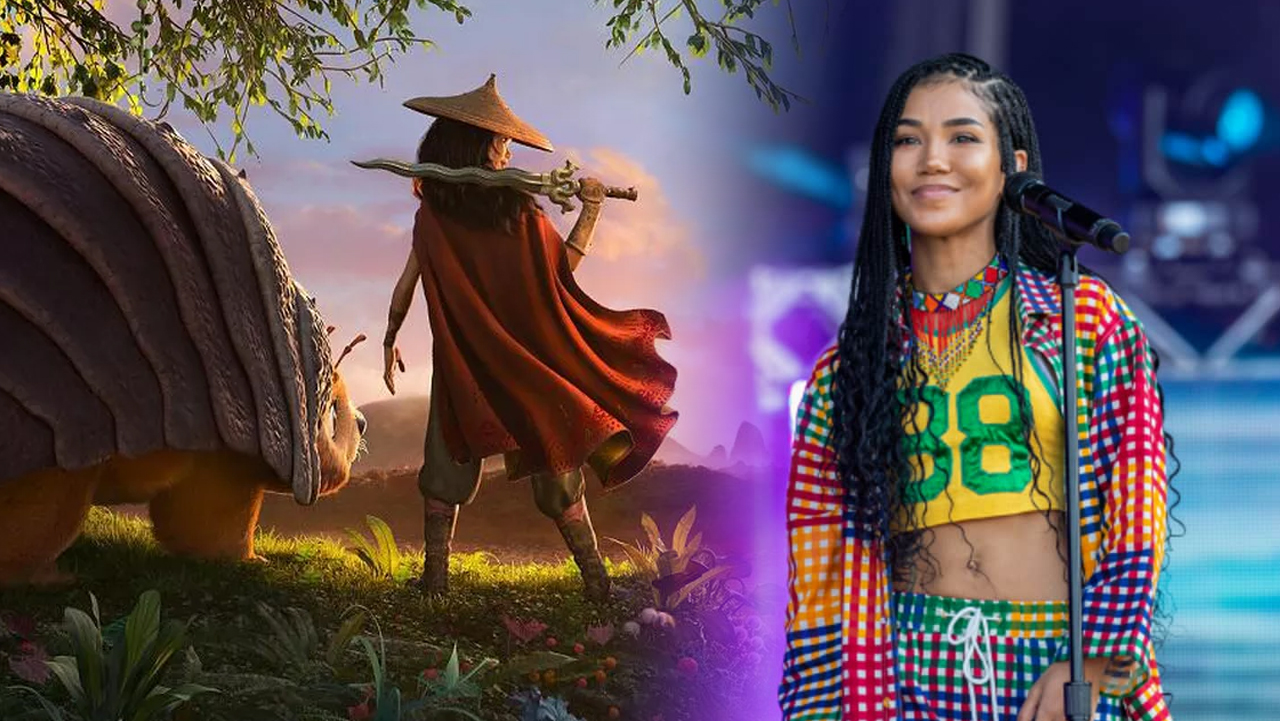 raya and the last dragon jhene aiko