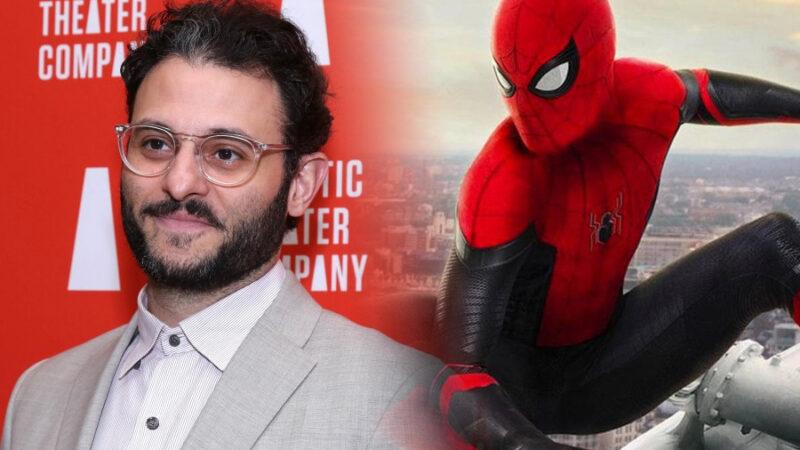 spider-man 3 arian moyaed
