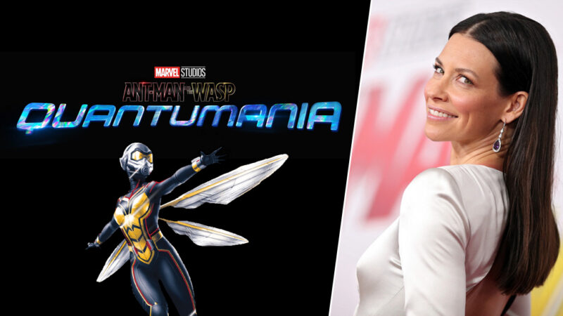 ant-man quantumania production start