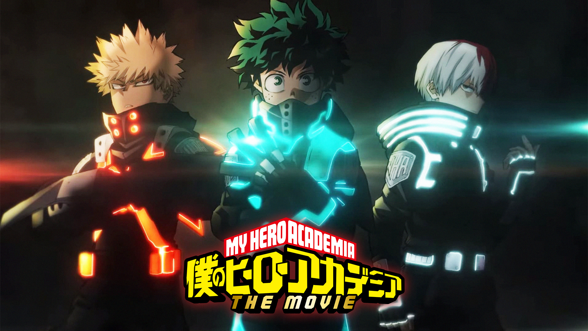 my hero academia movie trailer