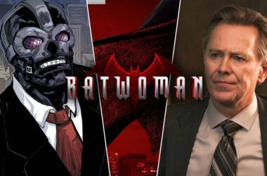 batwoman black mask