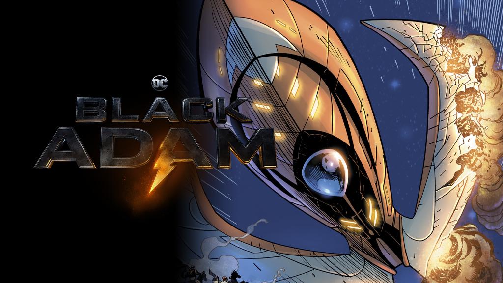Black adam hawkman