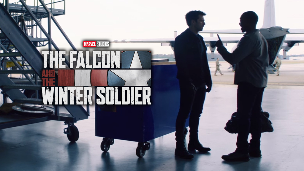 falcon and winter soldier clips