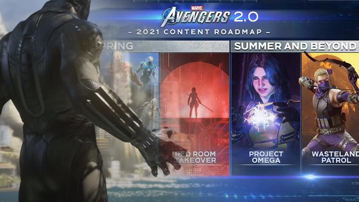 avengers game future