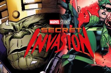secret invasion casting