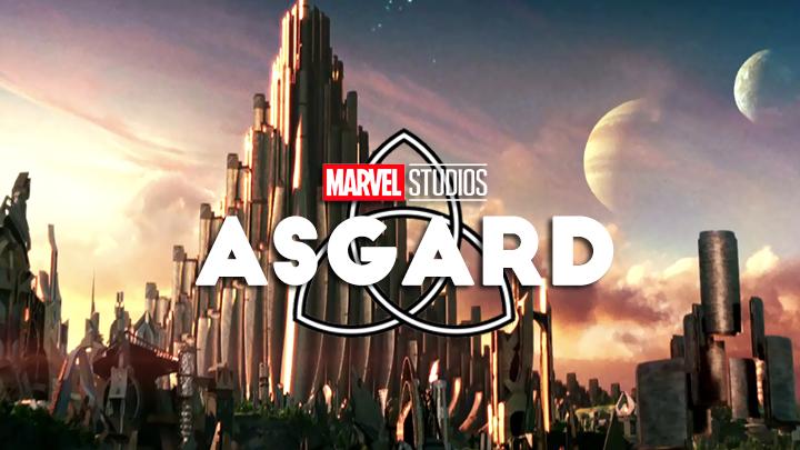 marvel studios asgard