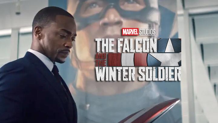 falcon and winter soldier shield