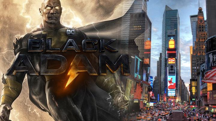 black adam release date