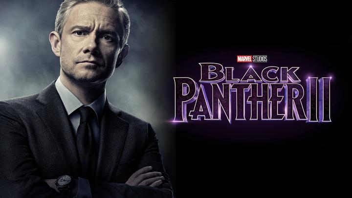 black panther martin freeman