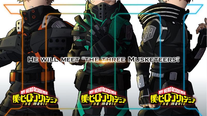 third My Hero Academia movie