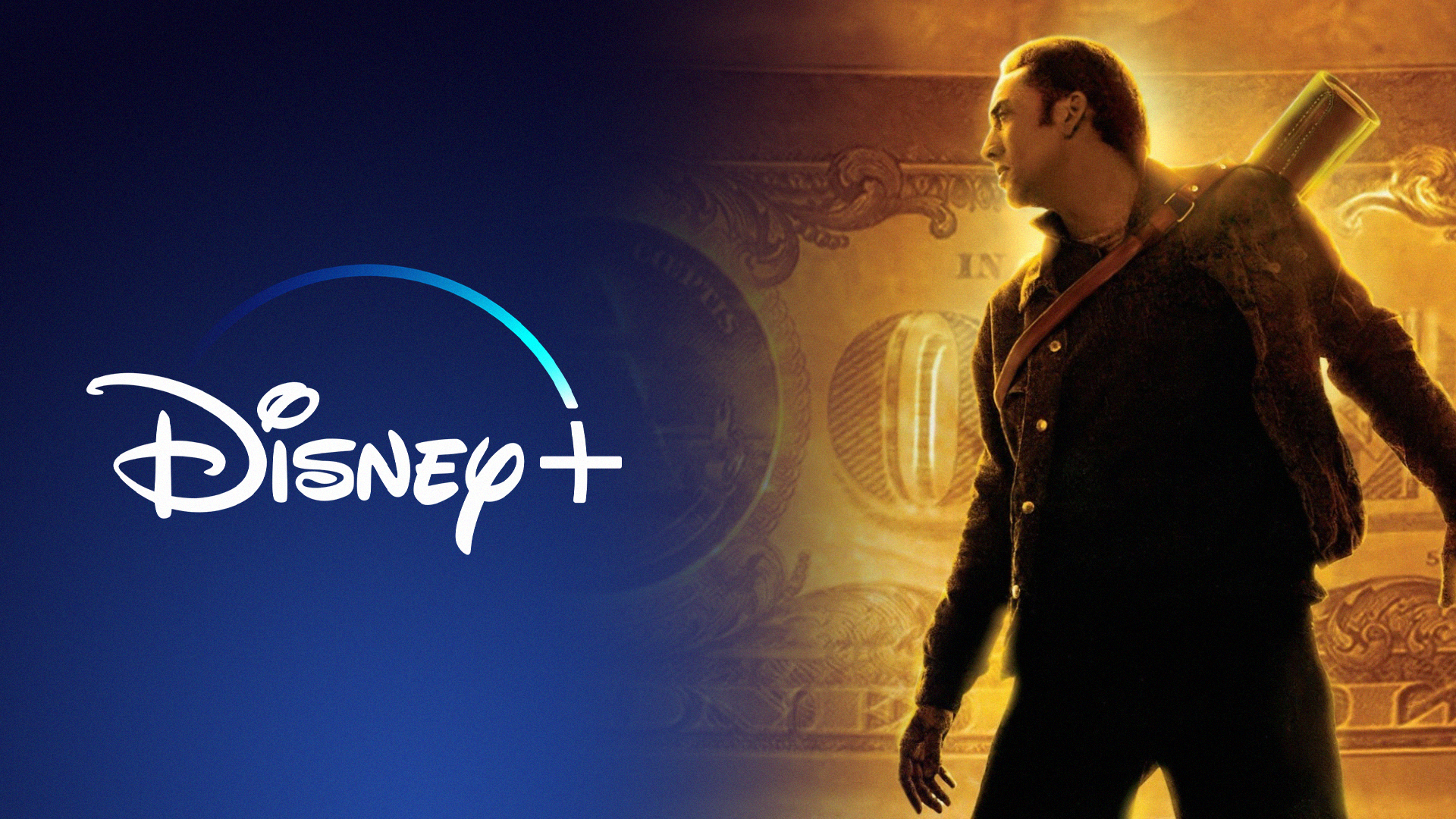 disney plus national treasure