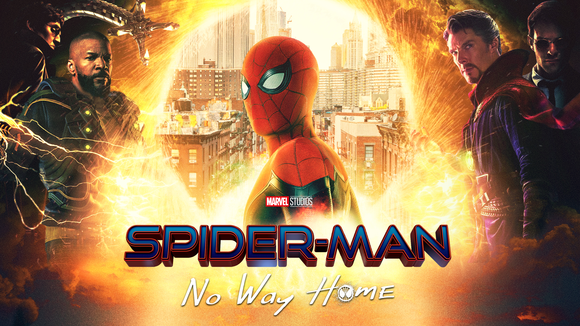 spider-mn no way home