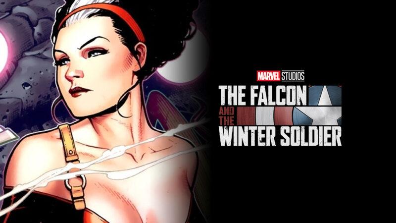 Falcon and Winter Solider Julia Louis-Dreyfus