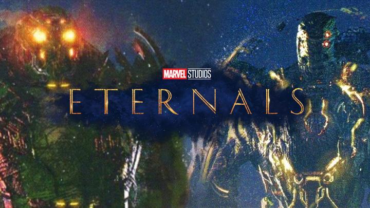 eternals celestials