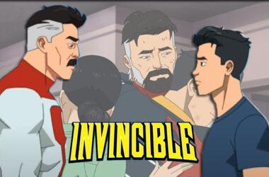 invincible omni-man
