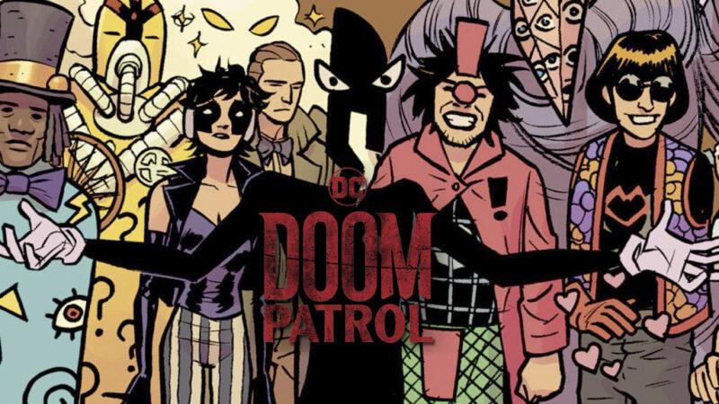 doom patrol sisterhood of dada