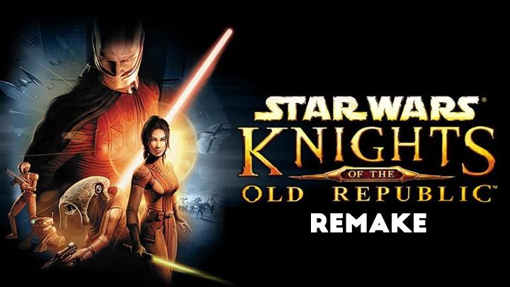 star wars kotor remake