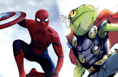 what if spider man