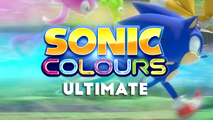 sonic colours remaster