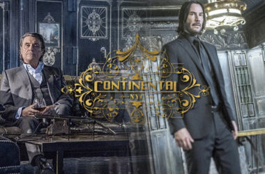 john wick spin off continental