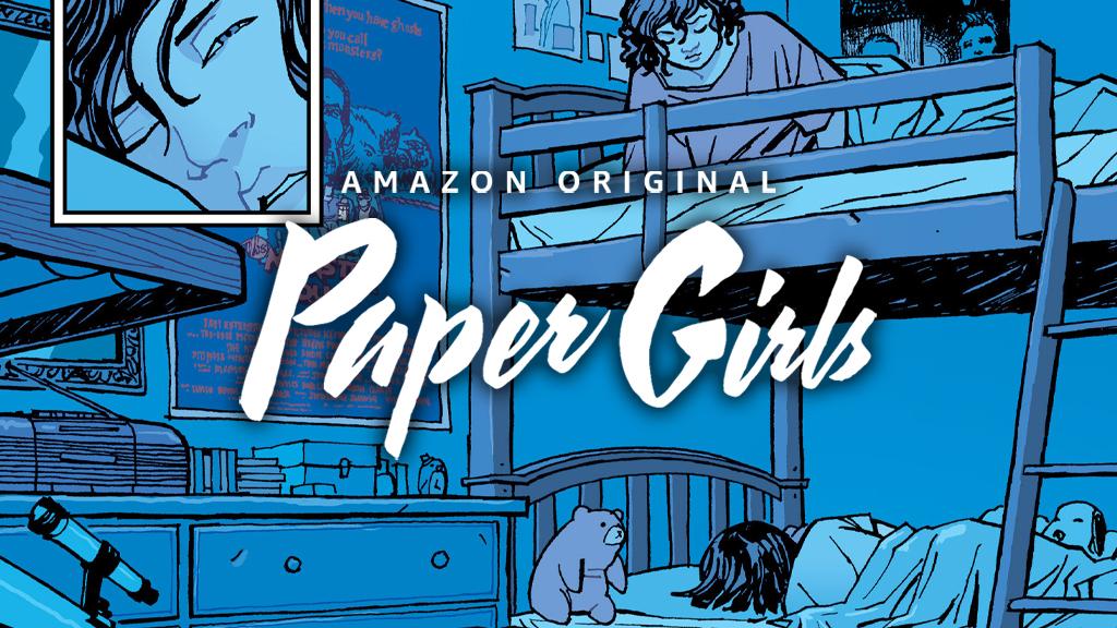 Paper Girls tieng