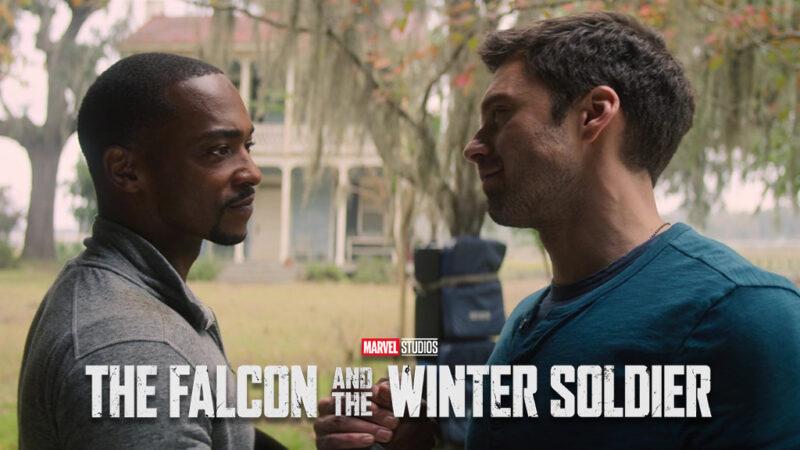 falcon winter soldier marvel