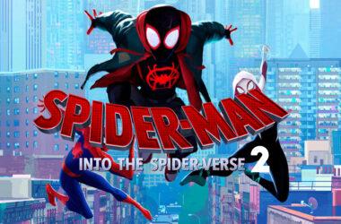spider man into the spider verse 2 directors