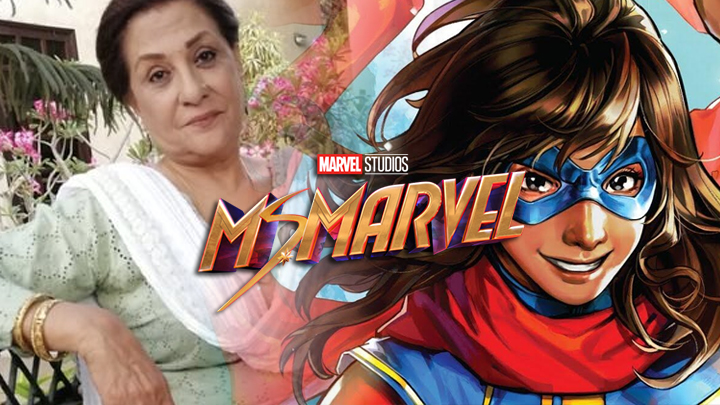 Samina Ahmed ms marvel