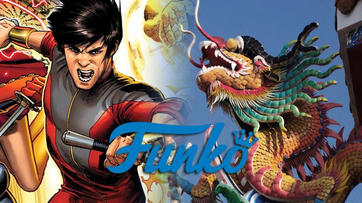 shang-chi dragon