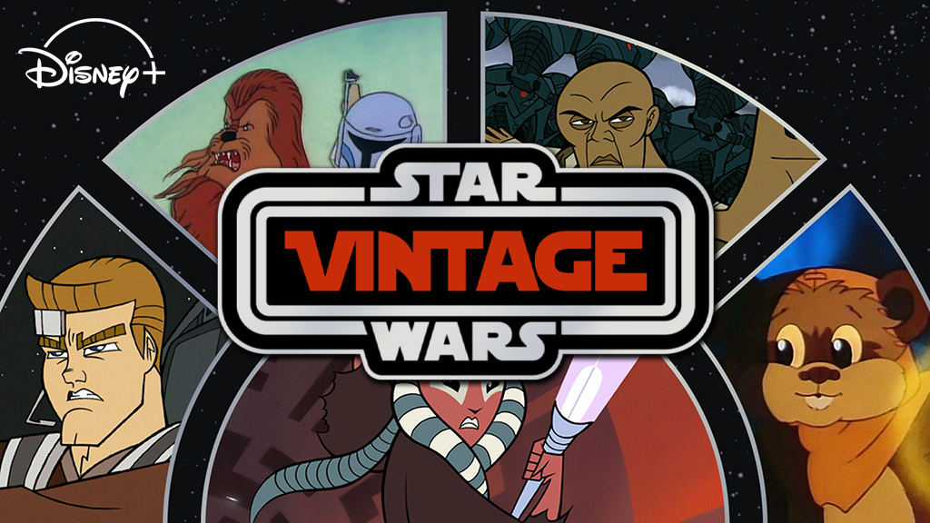 disney plus star wars vintage