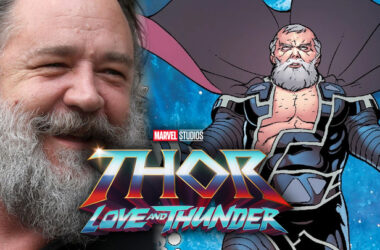 Thor love and thunder russel crowe