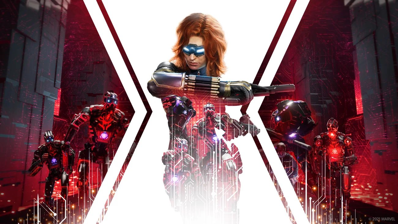 avengers game red room takeover