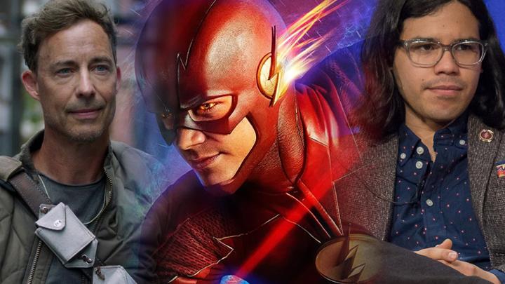 cw flash tom cavanagh exit