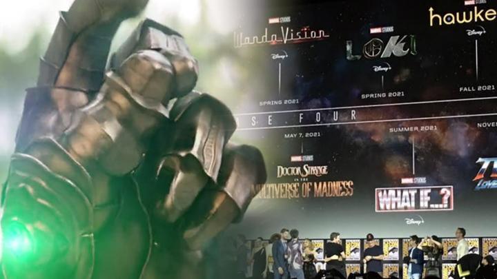 marvel studios phase 5