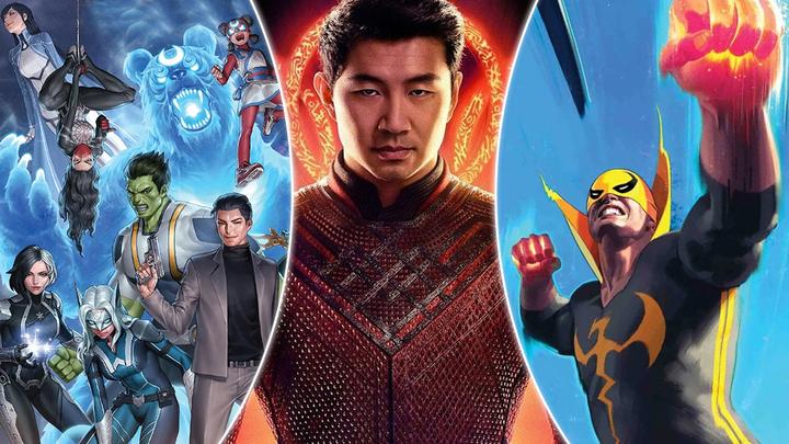 shang chi sequels