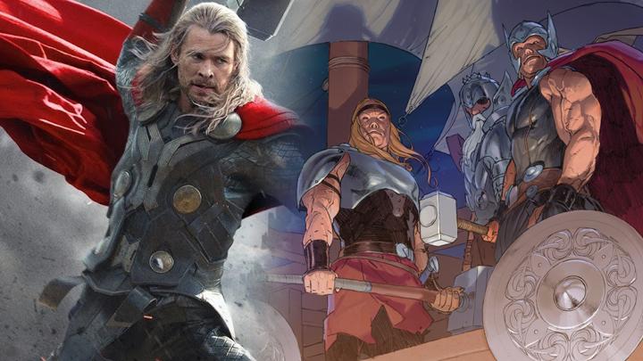 thor love and thunder new asgard