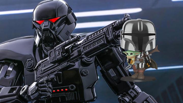dark trooper funko