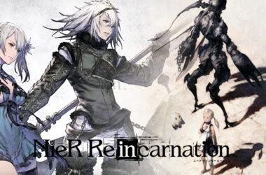 nier reincarnation pre-order