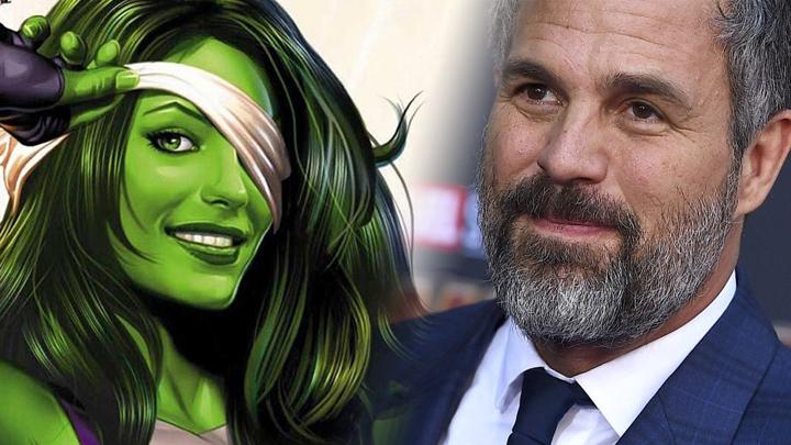 she hulk mark ruffalo set